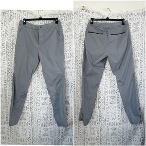 Men's Grey LuluLemon Athletica Pants